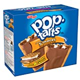 Pop-Tarts, Frosted S'mores, 12-Count Tarts (Pack of 12)
