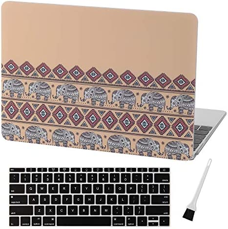 MacBook Plastic Keyboard Compatible Bohemian Pink