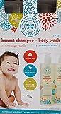 #9: The Honest Co. Shampoo & Body Wash, Value Pack (2x 17 fl. oz bottles)