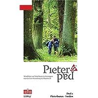 Pieterpad: wandelen van Pieterburen in Groningen naar de Sint-Pietersberg bij Maastricht