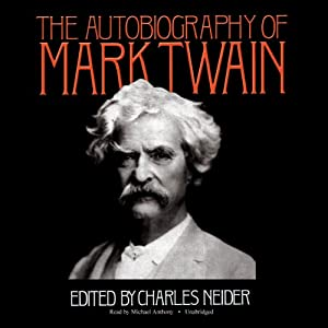 The Autobiography of Mark Twain Audiobook