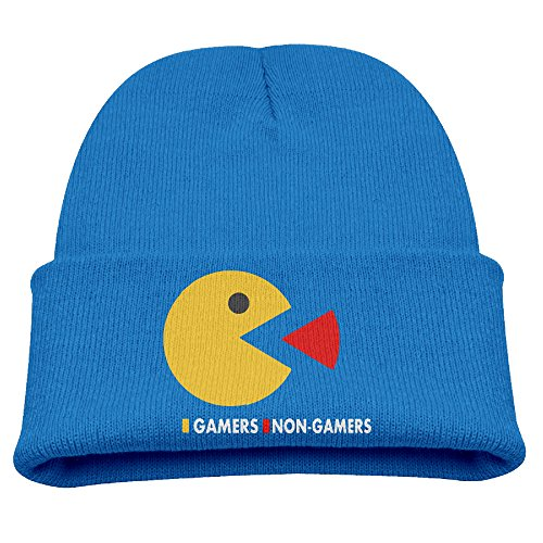 Price comparison product image Beanie Hat Cap Gamer Non Gamers Trendy Soft Child