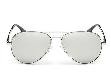 SHULING Gafas De Sol Nuevas Gafas De Sol Polarizadas Espejo ...