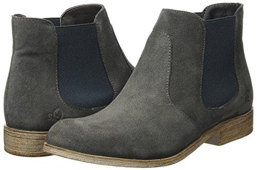 Chelsea S anthracite Boots Grey Women's oliver 25340 qqHnxPSa6