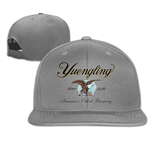 Yuengling And Sons Brewing Beer Six-panel Hat Ash
