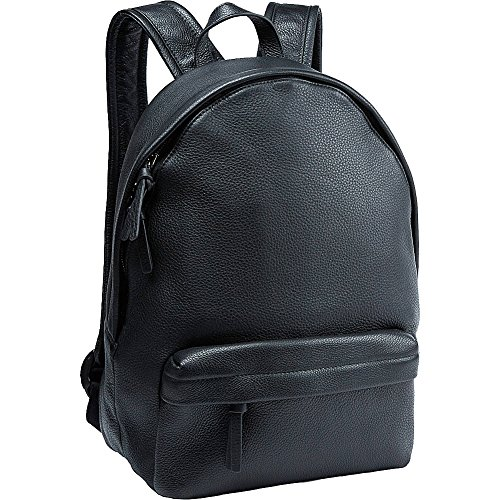 Tanners Avenue Leather Backpack (Black)