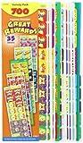 Trend Enterprises Applause Great Rewards Jumbo Variety Sticker Pack - Pack of 700