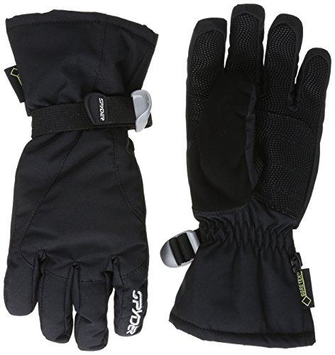 Spyder Damen Ski Handschuhe Traverse, Black, L, 147268