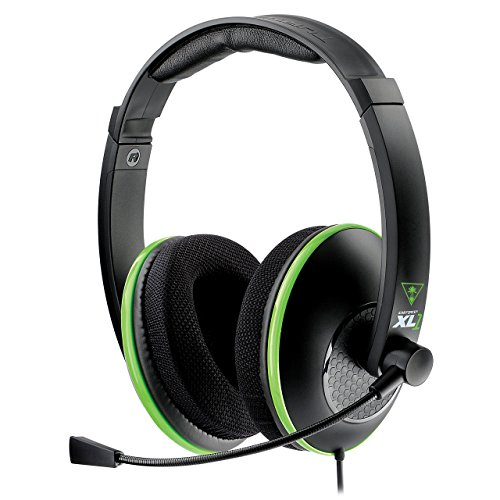 Turtle BeachEar Force XL1 Officially Licensed Amplified Stereo Gaming Headset for Xbox 360 (Discontinued by Manufacturer) (Renewed) -