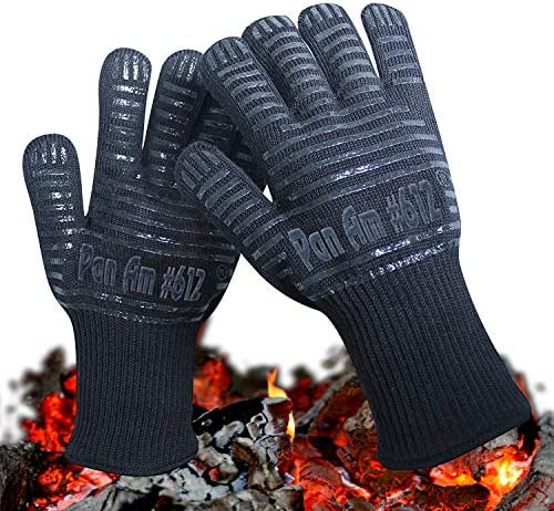Resistant Grilling Fireplace Silicone Protection product image