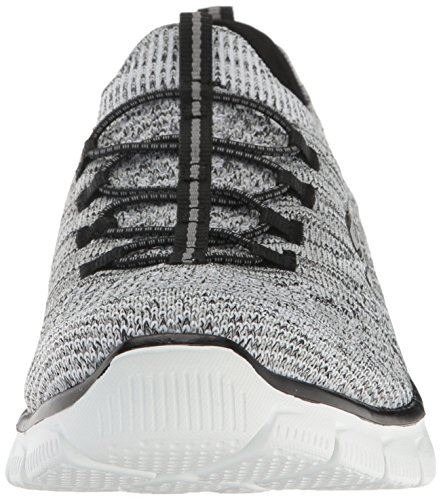 Zapatillas sharp Para Empire Blanco negro Sin Cordones Mujer Thinking Skechers qB1fW6n