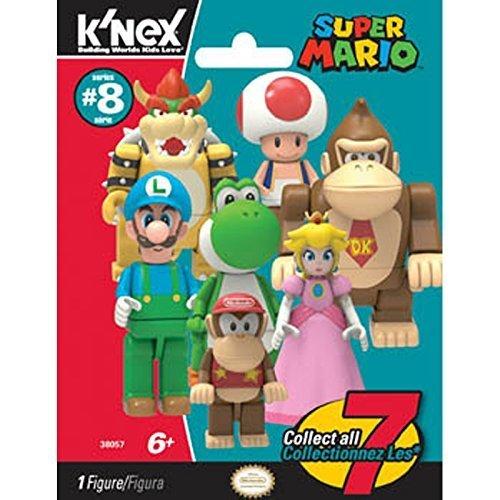 K'nex Super Mario Series 8 Blind Bag Figure by K'Nex