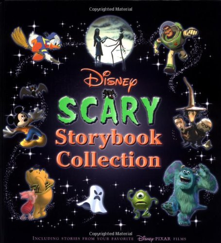 Disney Scary Storybook Collection (Disney Storybook Collections) PDF