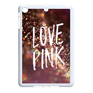 Love Pink Unique Fashion Printing Phone Case for Ipad Mini,personalized cover case ygtg569221
