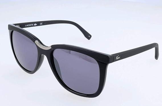 Lacoste Sonnenbrille L824S Gafas de sol, Negro (Schwarz ...