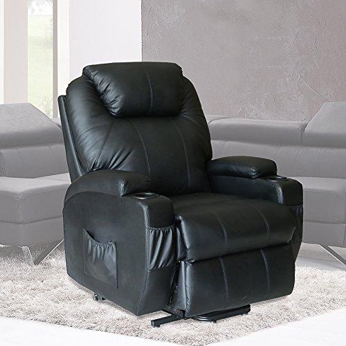 auto lift recliner chair - 2