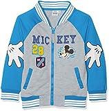Mickey Mouse Zipped Jacket