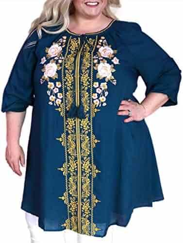 47eb9f95 Shopping Blues - 3X - Dresses - Clothing - Women - Clothing, Shoes ...