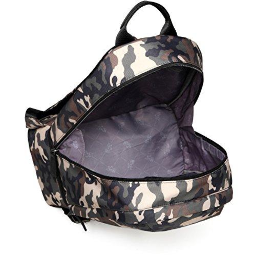 LCY Unisex impermeable mochila de pañales de & Bolsa Térmica Aislante 2en 1 negro negro camouflage
