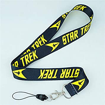 YPT - 1 correa para el cuello con diseño de Star Trek, para ...