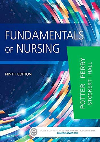 Fundamentals of Nursing by Mosby