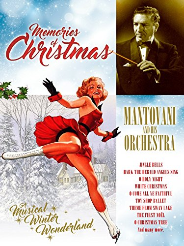 Christmas with Mantovani and His Orchestra TV -