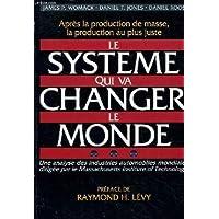 Le système qui va changer le monde : Une analyse des industries automobiles mondiales dirigée par le Massachusetts institut of technology