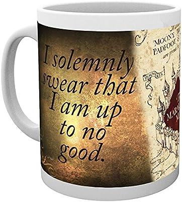 Marauders Map Mug Uk Harry Potter