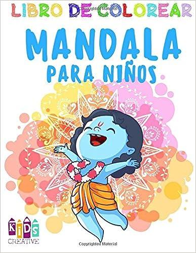 Descargar Pdf Gratis Libro Para Colorear Mandala Para Niños