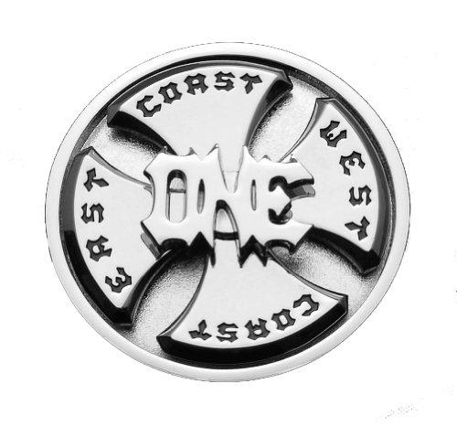 East Coast West Coast One Spinner Belt Buckle