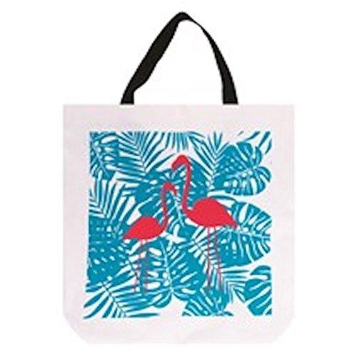 Bolsa Flamenco Grande De Rosa Playa 1q1Prw6