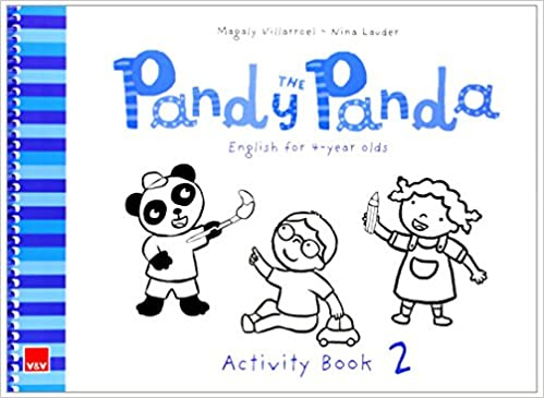 Descarga gratuita de libros electrónicos Pandy The Panda Activity Book 2 en español DJVU 8468218987