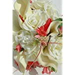 Real-Touch-Ivory-Rose-Peach-Freesia-Calla-Lily-Wedding-Bouquet