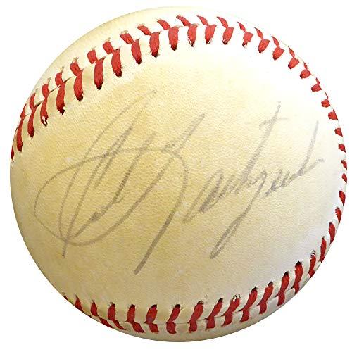 Carl Yastrzemski & Jim Rice Autographed Official AL Baseball Boston Red Sox