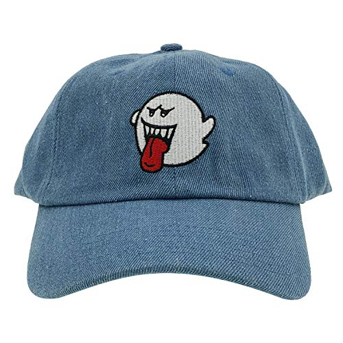 seball Cap Embroidered Adjustable(Denim) ()