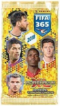 Panini FIFA 365 Adrenalyn XL 2018 (Caja De Refuerzo Completa ...