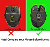 HUYUN New Nylon USB Cable/USB Line for Razer Orochi 2013&Black Chrome&Blade Edition Wireless Gaming Mouse Replacement