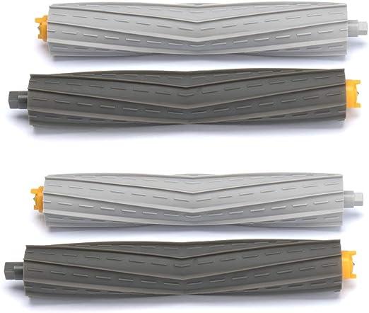 2 x Extractores de goma par de accesorios de repuesto para iRobot Roomba 800/900 Series Vacuum Cleaning Robots, accesorios de aspiradora 800 805 860 861 870 871 880 885 890 900 960 980: Amazon.es: Hogar