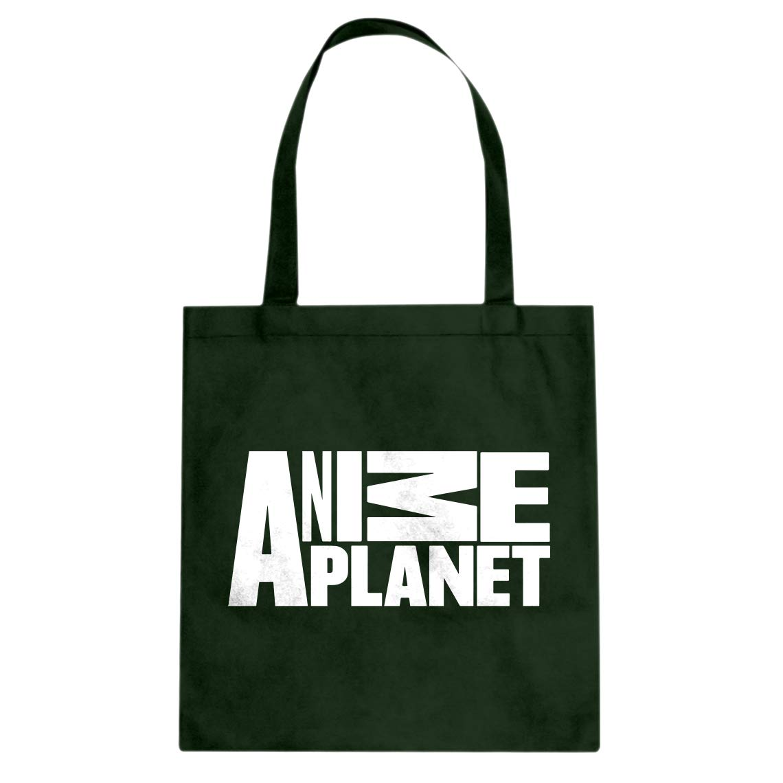 Indica Plateau Anime Planet Cotton Canvas Tote Bag