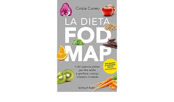 esempio dieta a basso contenuto di fodmap