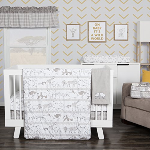 Trend Lab Waverly Congo Line 5Piece Crib Bedding Set