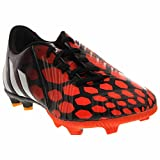 adidas Predator Absolion Instinct FG Soccer Cleats - Red - 7