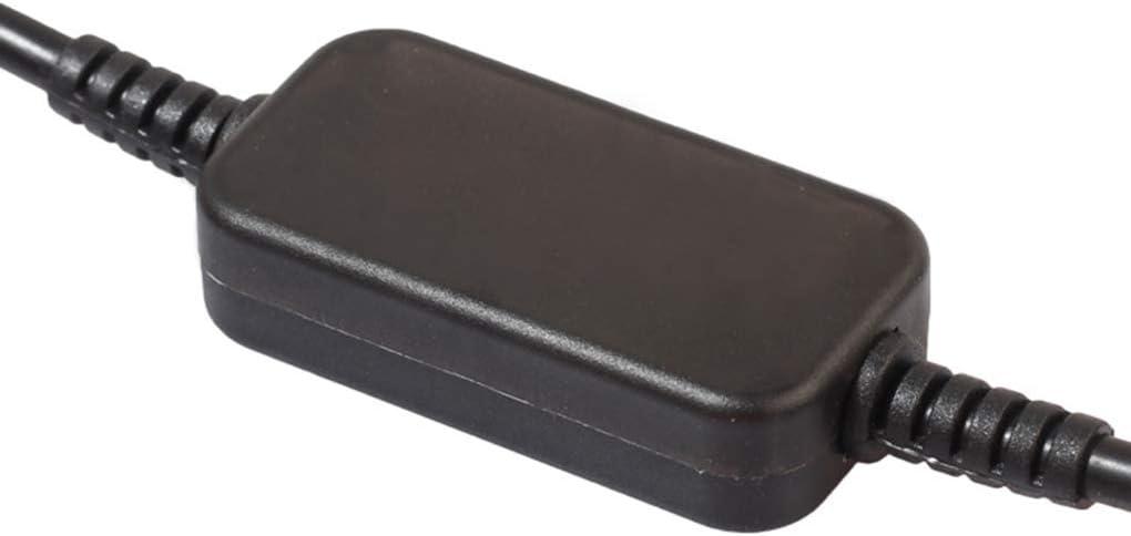 Uzinb 5V /à 12V de Voiture Allume-Cigare USB Femelle Adaptateur convertisseur C/âble Accessoires Voiture