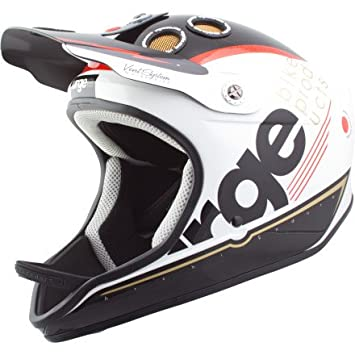 Urge Downhill Archi-Enduro Racing - Casco para bicicleta de montaña, color blanco Talla