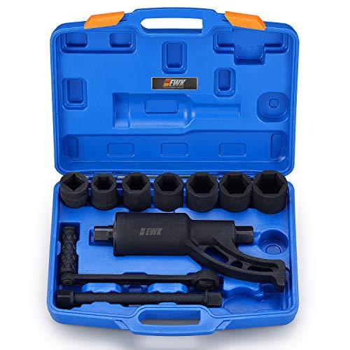 EWK Torque Multiplier Wrench Lug Nut Remover Tool Tire Nut Buddy Labor Saving 1/2