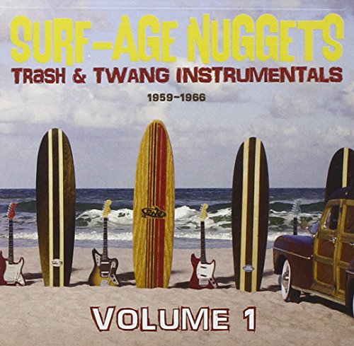 Surf Age Nuggets VARIOUS ARTISTS