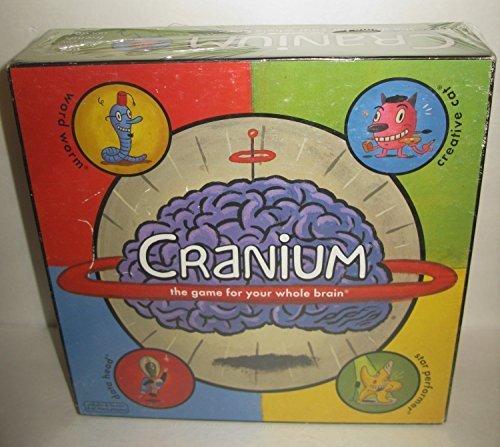 Cranium Game Board (Cranium Booster Board Game 1998, 2002)
