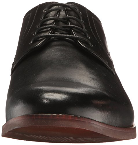 Toe Men's Leather Purpose Plain Oxford Black Style Rockport CIqwd44