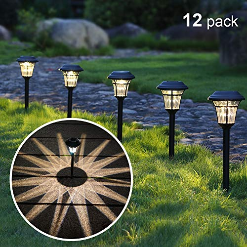 MAGGIFT 12 Pack Solar