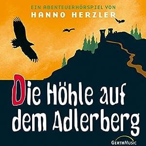 Die Höhle auf dem Adlerberg (Wildwest-Abenteuer 4) Hörspiel